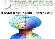 Curso de calculo diferencial en ambato