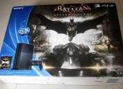 consola ps4 play station 4 batman arkham knight