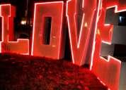Alquiler de la palabra love