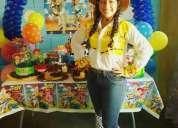 Animaciones infantiles en guayaquil desde $50 con musica incluida