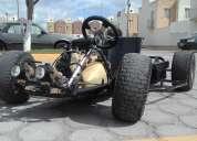 vendo kart karting yamaha arenero y pista Único en el país
