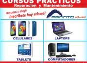 Cursos de software en celulares