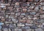 Limpieza de paredes de piedra con maquinaria industrial contacto 0991073831