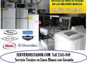 Lavadora dañada reparacion a domicilio con garantia 0983-854-925