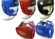 Cabezales de box en varios colores