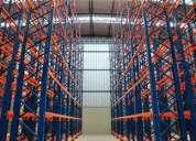 Racks industriales, equipamiento de bodegas