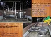 Maquina para destilar esencias, canela, hierba luisa, guayusa,  licor (alambique)
