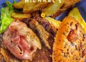Restaurante michaels,se requiere personal