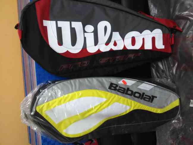 Estuche Para Portar Raquetas De Tenis