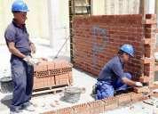 Maestro en construcciÓn plomero las 24 horas