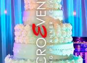 torta falsa para bodas en guayaquil