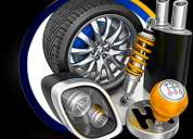 Repuestos y accesorios automotrices honda