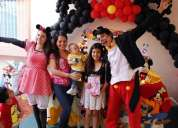 Animaciones infantiles en guayaquil con música incluida!