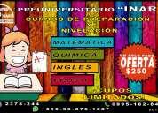 Preuniversitario-senescyt-snna-profesores-niños-preparacion para examenes-tutorias-cumbaya-tumbaco