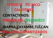 TECNICO DE LAVADORAS - CALEFONES IBARRA ..