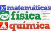 Tutorias bilingues  de quimica , matematica y fisica