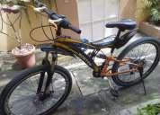 Bicicleta speed monter reforada de aluminio