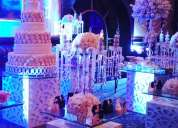torta falsa para matrimonio