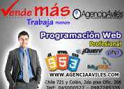 DiseÑo paginas web guayaquil