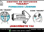 Centro inari-senescyt-snna-ingresos a la universidas-preparacion-examenes-instituto-cumbaya-tumbaco