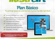 Diseño y desarrollo de paginas web, carrito de compras, tienda online, diseño gráfico en general.