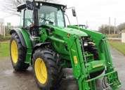Regalo de tractor agrícola john deere 5080 m