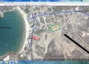 Terreno ayangue 2000 mt2 apto construccion hotelera/comercial