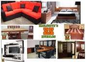 Fabricamos, relacamos, retapizamos  muebles no compare solo precios, compare calidad