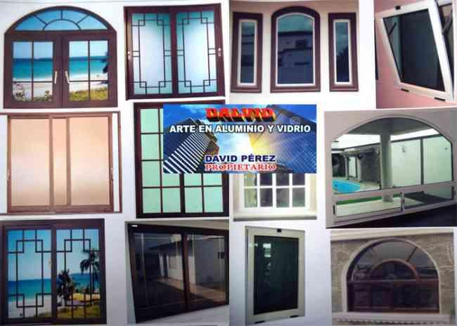 dalvid arte en aluminio y vidrio puertas y ventanas cabinas de bao cubiertas en quito san juan de calderon doplim