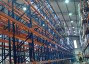 Racks industriales para carga liviana y pesada, ¡organice su bodega!