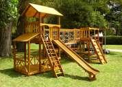 Juegos infantiles de madera para tus hijos