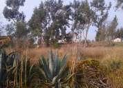 Importante terreno vendo en san jorge picaihua ambato