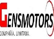 Gensmotors cía. ltda