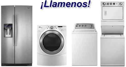 Servicio Tecnico Lavadoras,Secadoras,Torre y normales Frigidaire Whirlpool / 0995-866-920