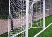 Red en nylon para arcos de futbol