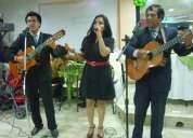 """Trio identidad """"excelencia musical"""""""