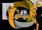 Servicio de alquiler de maquinaria pesada, y entrega de material pétreo