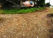 Urgente: vendo terreno de 299 m2 en lago agrio (nueva loja).