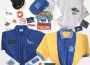 Uniformes operativos; camisetas de algodÓn, tipo polo, mandiles, overoles, chompas, gorras , zapato