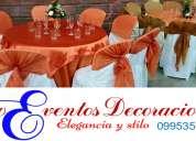 """Decoraciones de fiestas y eventos sociales """" ecoeventos """""""
