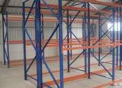 Racks industriales para bodega, ¡organice su bodega!¡ mejore su productividad!