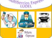 "Multiservicios expre !"" ludel """