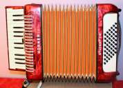 acordeon hohner student vm 48 bajos