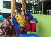 Vendedores en el sector norte de guayaquil