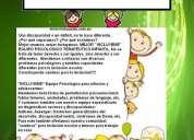 Evaluaciones psicolÓgicas para inclusiÓn escolar