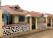 Casa con terreno incluido en ricaurte