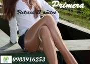 Victoria 25 dólares la hora en el sur de quito 0983916253
