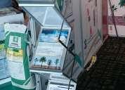 Alquiler porta catálogos para stands y ferias