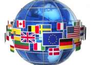 Traduciones autorizadas y legales