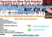 Wciprian company ofrece empleo